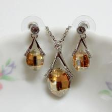 Swarovski Crystal Fashion Jewellery Set